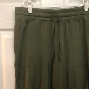Old Navy Active Army Green Joggers